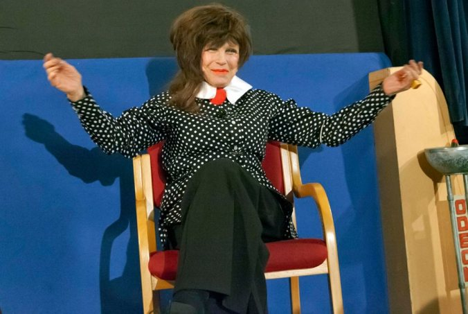 The Legend that is Fenella Fielding