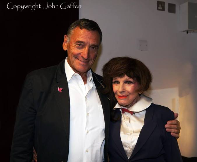 Fenella Fielding and Stephen Greif - LEGENDS