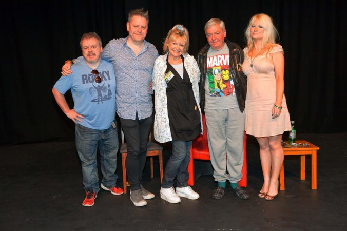 Cast and crew of A Day In The Lives Of Frankie Abbott