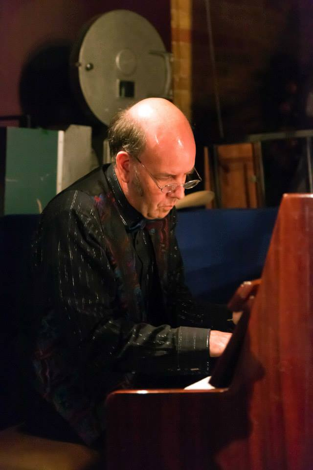 Trevor Defford - Aimi's pianist