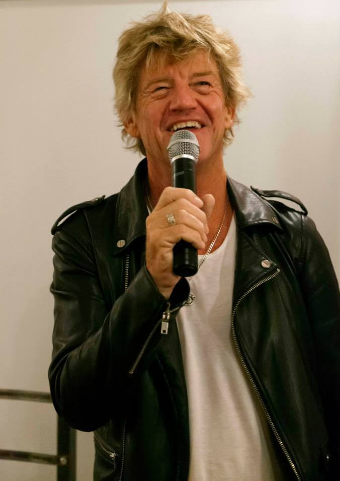 Robin Askwith during Ask Aswith - June 2015