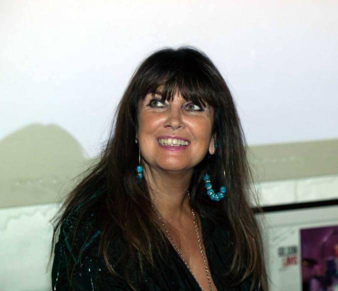 The stunning Caroline Munroe
