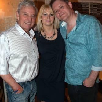 Frazer Hines, Stuart & Jen
