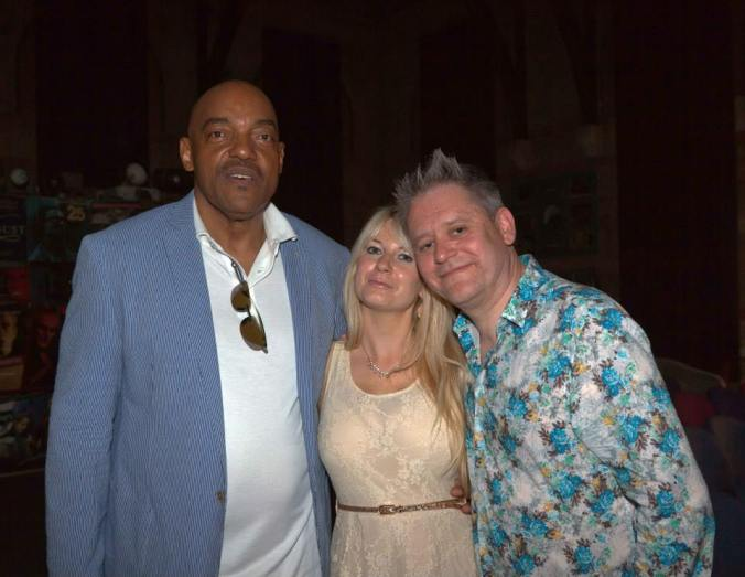 Ken Foree with Jen Morriss & The Curator