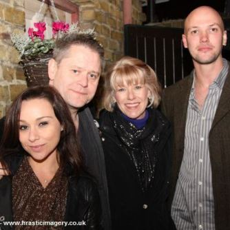 Danielle Harris, Adrienne King, Stuart Morris & George Williams At The 1st Misty Moon International Film Festival