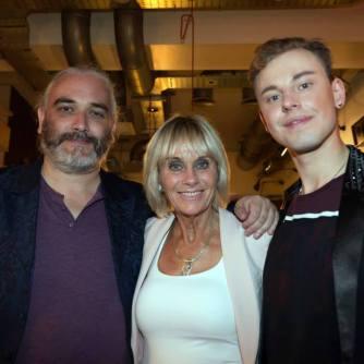 Linda Hayden & The 2 Curators
