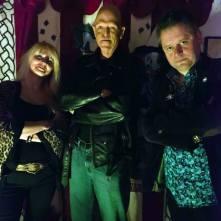 Michael Berryman, Stuart & Jen Morriss
