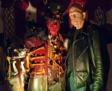 Michael Berryman and Resurrection Joe