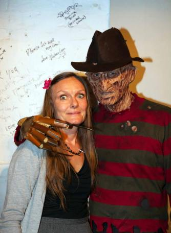 A Nightmare On Elm Street Meets Chitty Chitty Bang Bang