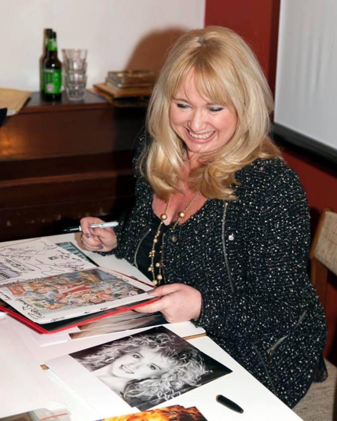 Paula Ann Bland signing