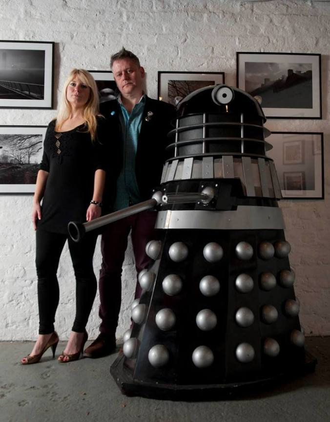 The Moons & Derek The Dalek