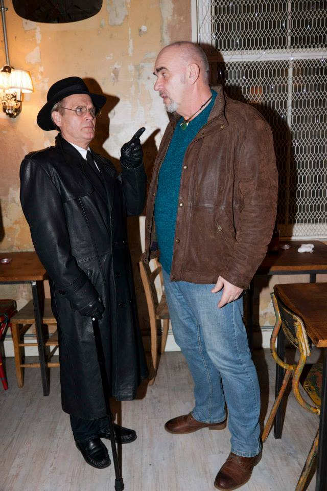 Herr Flick & Pete Curtis