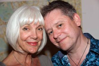 The Lovely Aimi Macdonald & Stuart Morriss