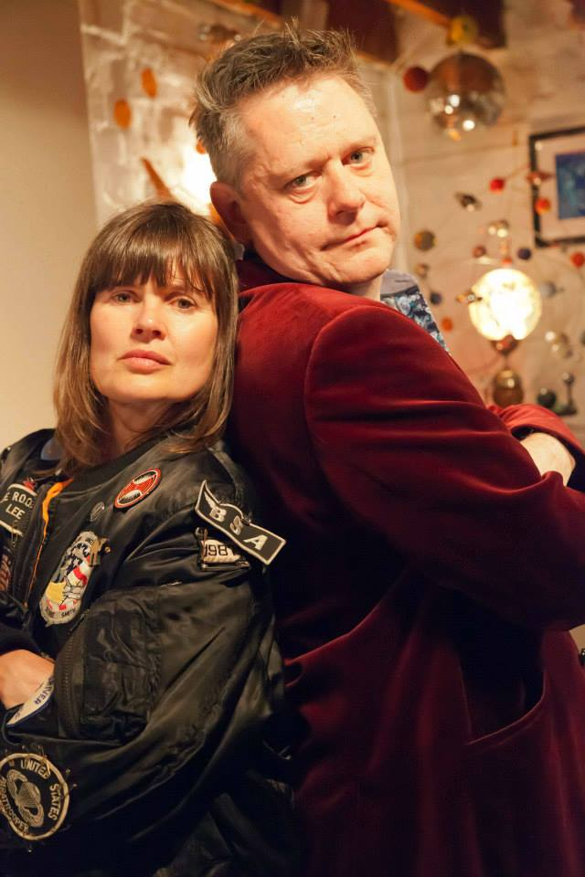 The Curator & ACE aka Sophie Aldred