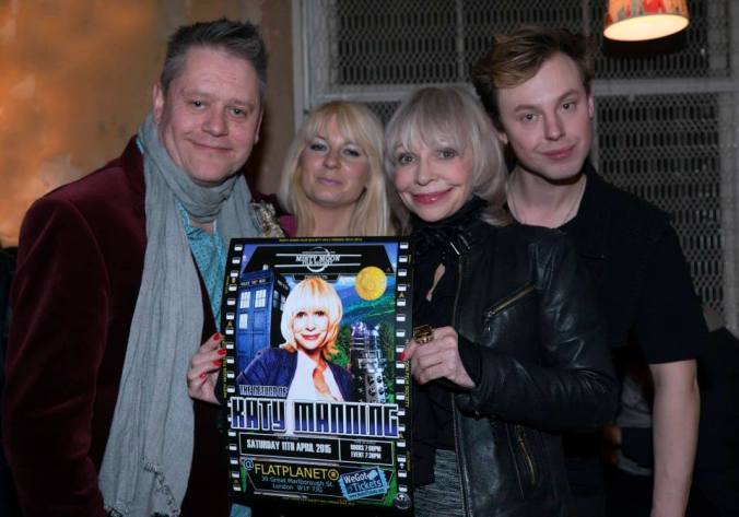 The Misty Moon Family & Katy Manning