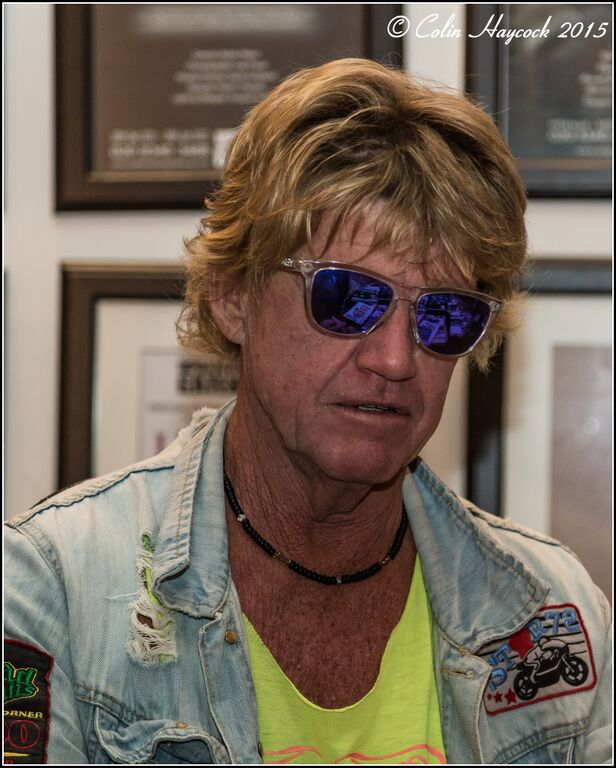 Robin Askwith after