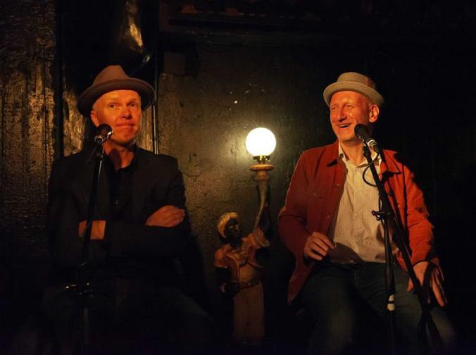 Trev & Simon
