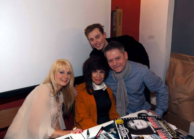 Fenella Fielding and The Misty Moon Family