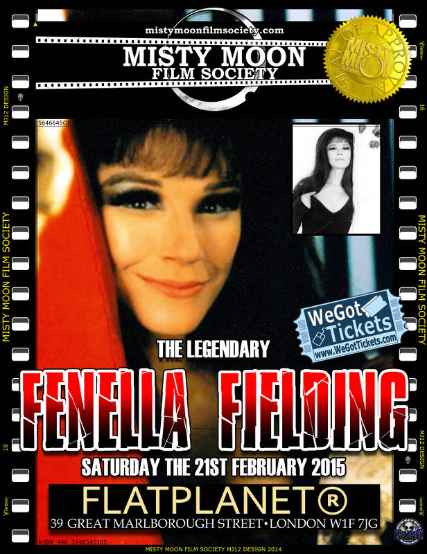 The  Legendary Fenella Fielding