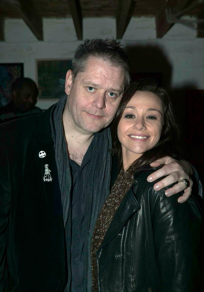 Danielle Harris & Stuart Morriss