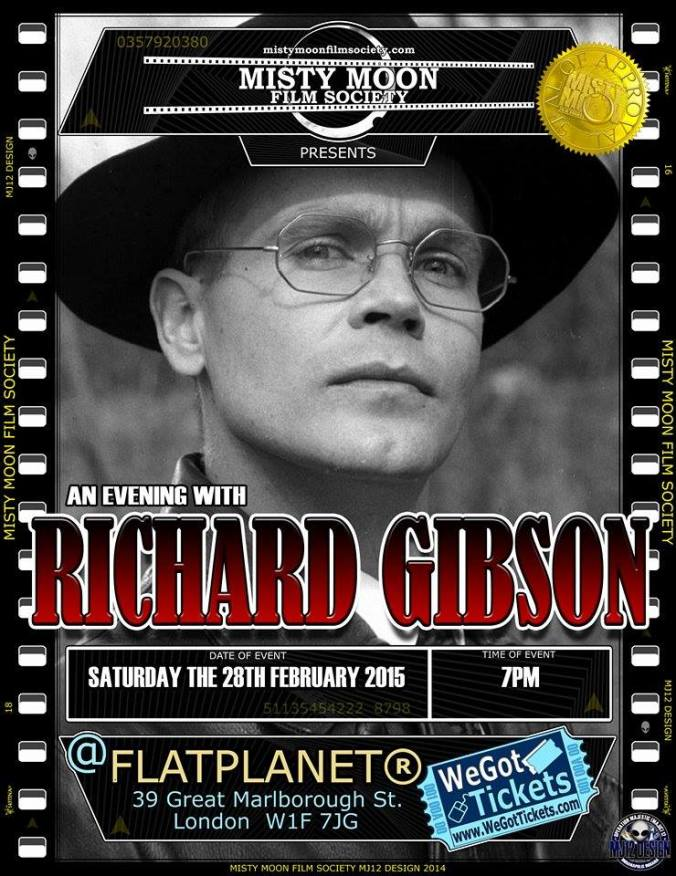 Richard Gibson aka Herr Flick