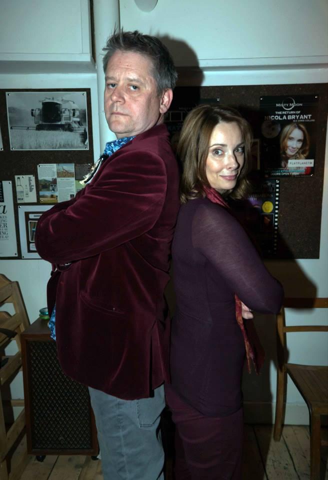 Stuart Morriss & Nicola Bryant