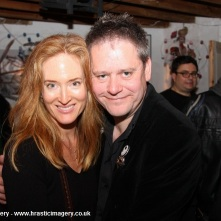 Stuart Morris & Kim Myers From A Nightmare On Elm Street 2: Freddy's Revenge. Photograph By Hrastic Imagery