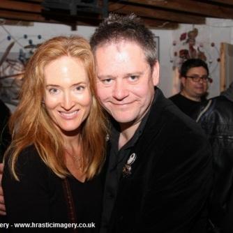 Stuart Morris & Kim Myers From A Nightmare On Elm Street 2: Freddy's Revenge. Photograph By Hrastic Imagery