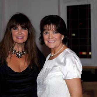 Hammer Horror Meets Bless This House. Caroline Munro & Sally Geeson