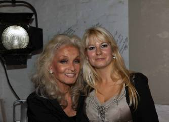 Sequined Moon & The Legendary Kate O'Mara