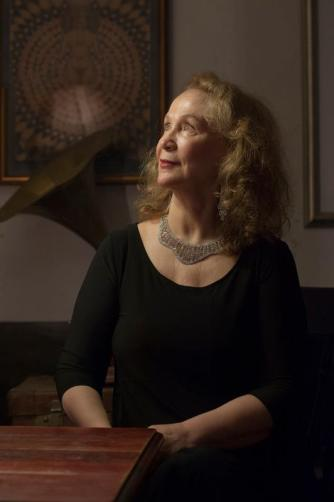 Rutanya Alda Star Of The Deer Hunter. Photograph Taken By John Chase