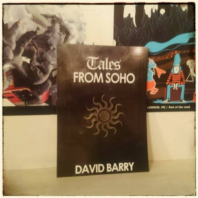 Tales From Soho By David Barry