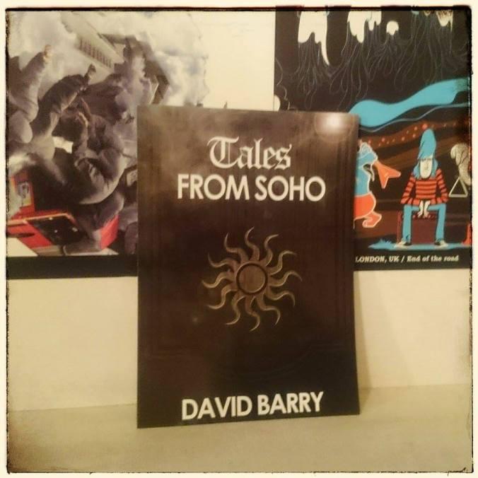 Tales From Soho By David Barry
