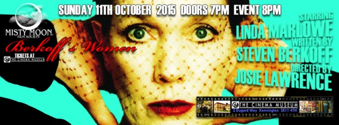 Berkoff's Women.  Please click the link for tickets https://billetto.co.uk/berkoffs-women