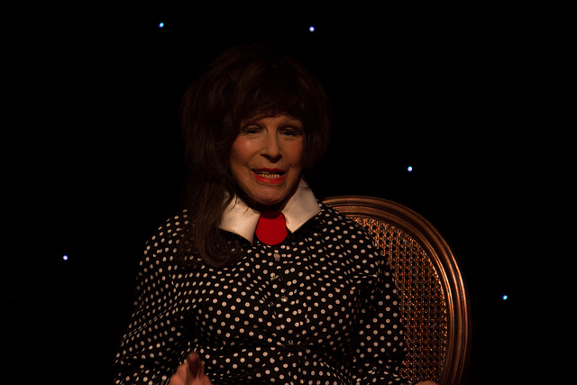 A portrait of a legend Fenella Fielding