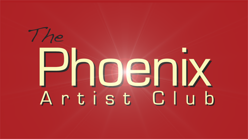 phoenix logo with flare small