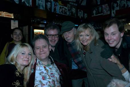 Jen Morriss, The Curator, Jason Read, Brian Murphy and Linda Regan